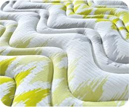 Cheapest Factory Californian King Modern Style Firm Cooling Gel Mattress  INNERSPRING MATTRESSES : BP05PL