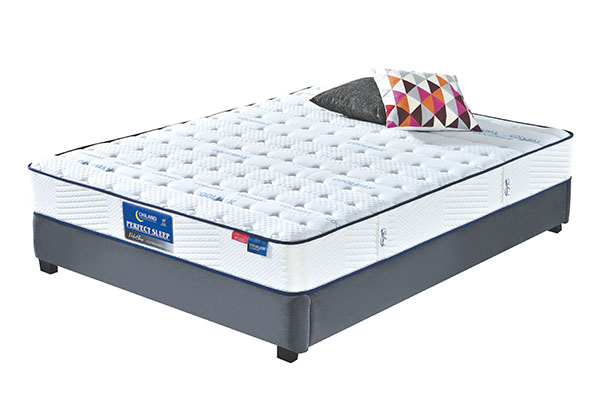 Reliable Supplier 2020 Fashionable 3d Spacer Fabric Flexible Mattress  INNERSPRING MATTRESSES:E213B Featured Image