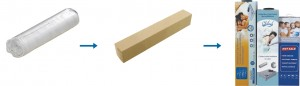 Reliable Supplier 2020 Fashionable 3d Spacer Fabric Flexible Mattress HYBRID MATTRESSES:BT33PM-R